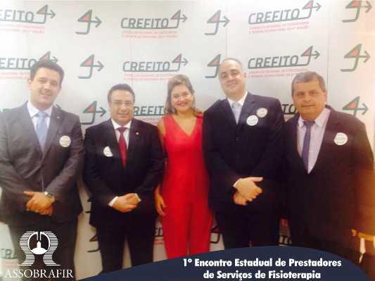 ASSOBRAFIR APOIA 1º ENCONTRO ESTADUAL DE PRESTADORES DE ...